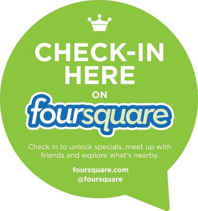 modifiche nuovo foursquare