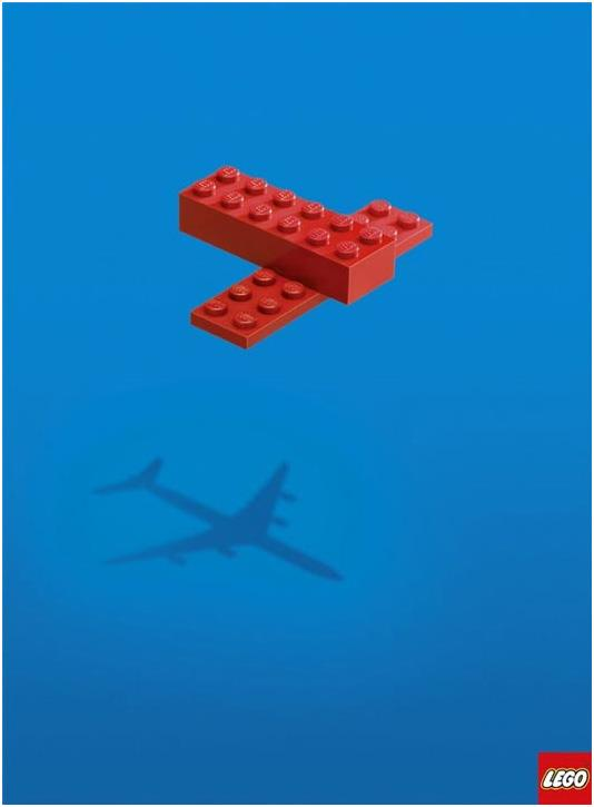 lego aereo