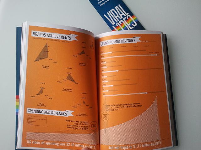 Infografica Viral Video - libro guida