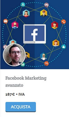 corso facebook marketing avanzato
