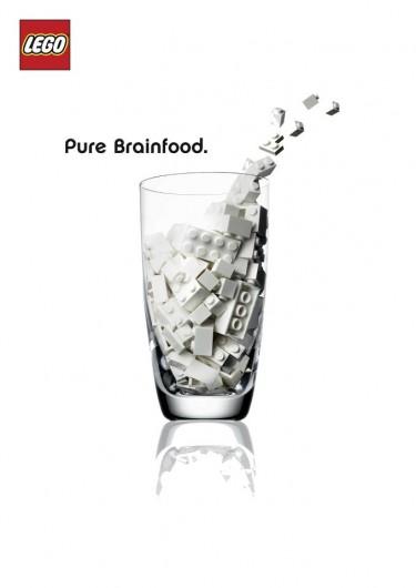 lego latte per la mente