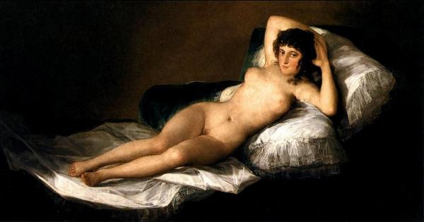 maya desnuda - nudi artistici su pinterest
