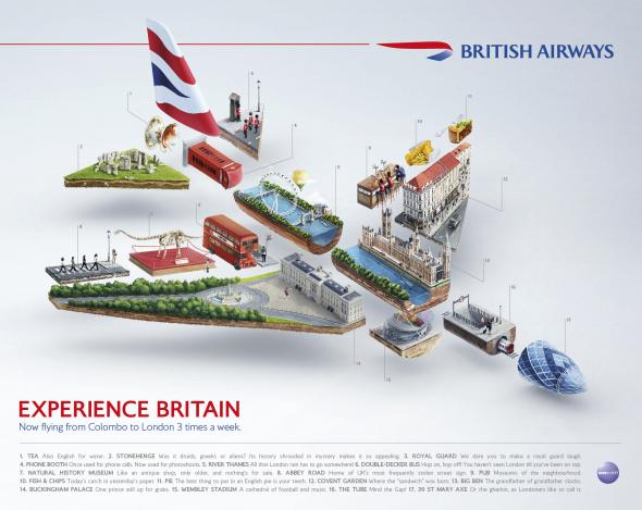 british airways experience