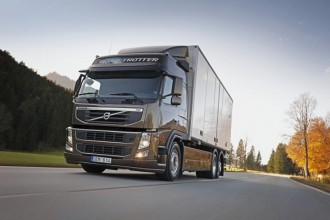 video volvo trucks