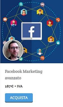 corso facebook marketing avanzato