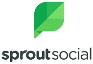 sprout social tool facebook e twitter