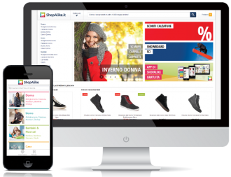retail e-commerce caso shopalike