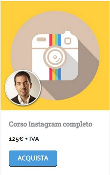 corso instagram for business