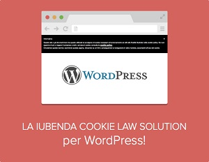 cookie law soluzione per wordpress