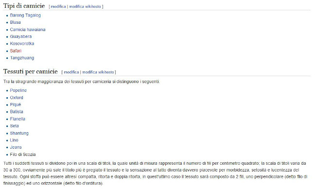 informazioni long tail wikipedia