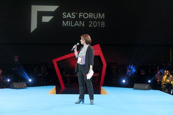 Michela Guerra @ SAS Forum Milan 2018