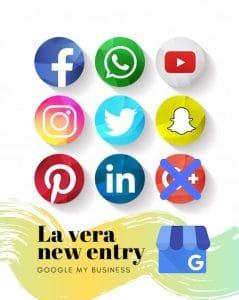 gestione social media professionale aziende agenzia comunicazione digitale